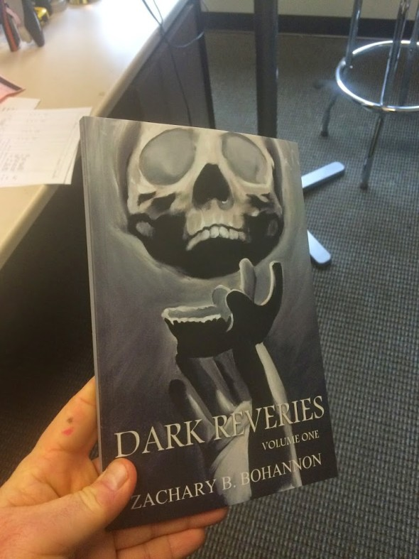 """Dark Reveries"" Signed Paperback Giveaway!"