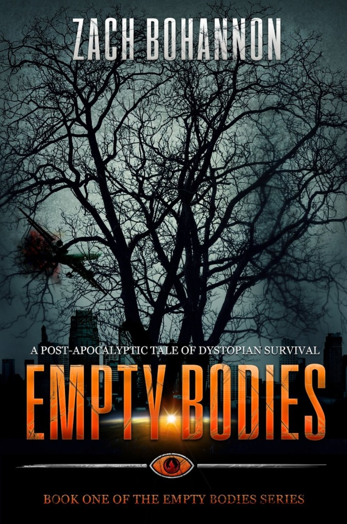 Empty Bodies by Author Zach Bohannon