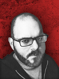 Horror Author Zach Bohannon